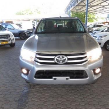 For Sale : Toyota HILUX 2.8 GD6 RAIDER D/CAB 4X4