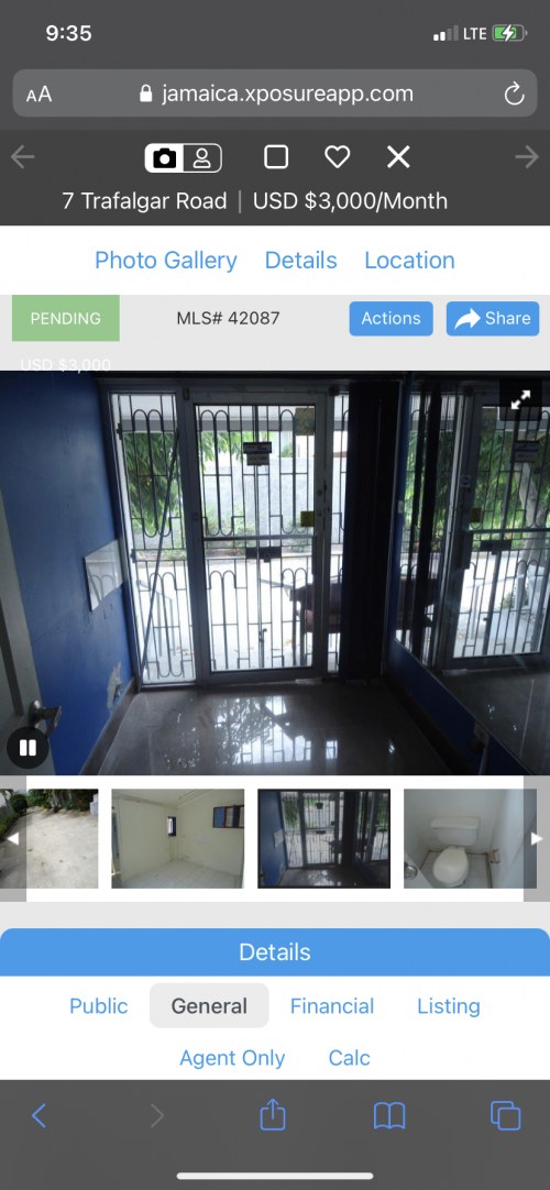 For RENT 400 Sqft Office Space