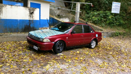 1991  Corolla Flatty