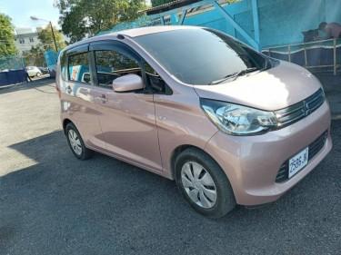 2014 Mitsubishi EK Wagon