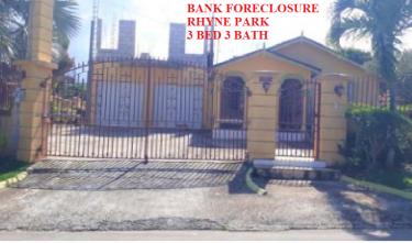 RHYNE PARK BANK FORECLOSURE 3 BEDROOM 3 BATH