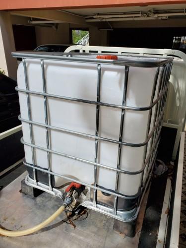 275 Gal/1040 Liter Tote