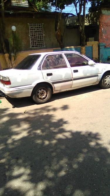 1991 Toyota Carolla