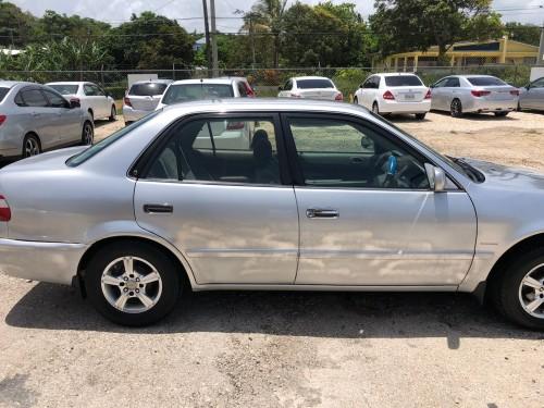 2000 Toyota 110