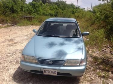 1995 Nissan Sunny
