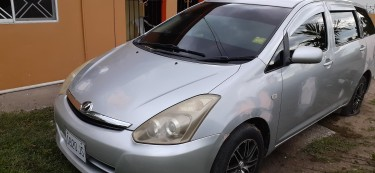 2008 Toyota Wish