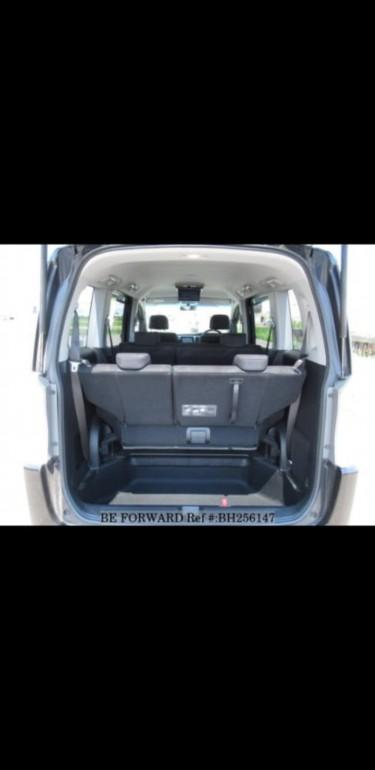 2012 Honda Stepwagon Spada Newly Imported Fully Lo