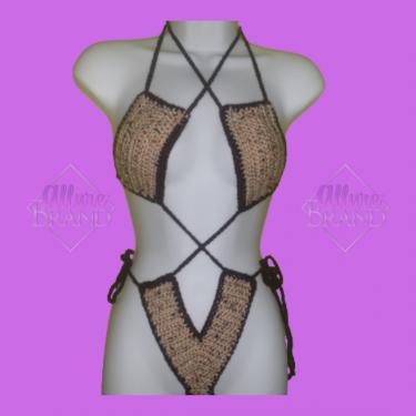 Crochet Handmade Swimwear And Clothing