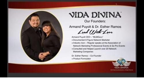 Vida Divina Company Work.from.home