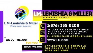 OVERSEAS H2B JOBS, USA, UK, CANADA VISA SERVICES