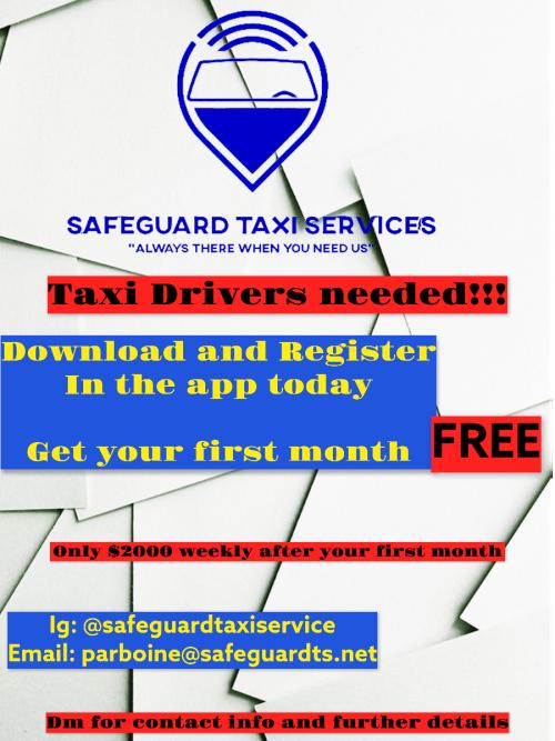 Safe Guard Taxi