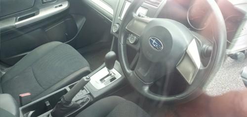2016 Subaru Imprezza Sport