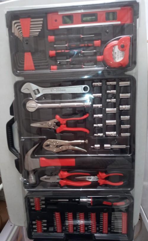 124pc Home Tool Set