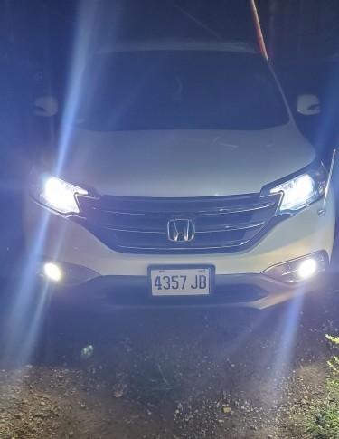 2012 Honda Cr-v 2.50