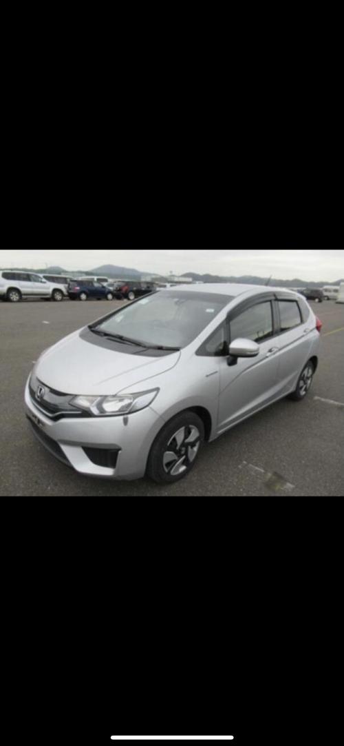 2015 HONDA FIT HYBRID NEW IMPORT Cars Portmore