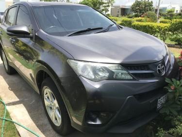 2014 Toyota Rav 4 Vans & SUVs Spanish Town