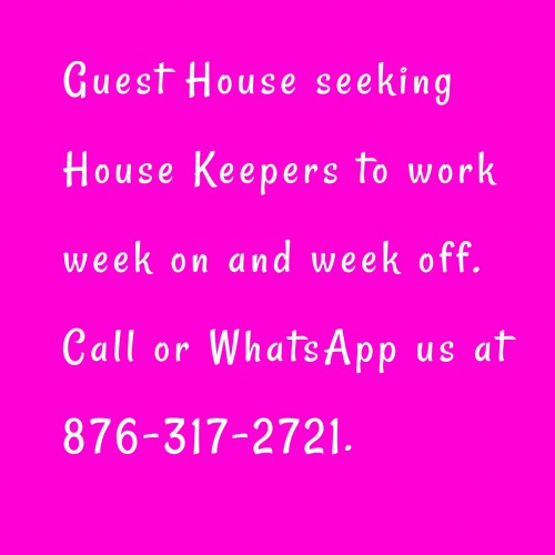 The Number To Call Is 876-317-2721