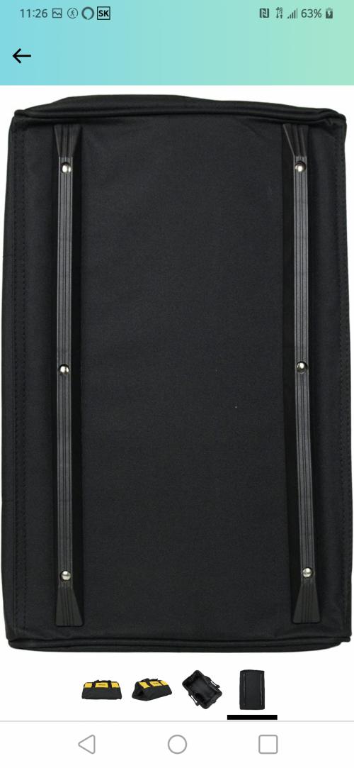 New Dewalt Large Tool Bag 18×12