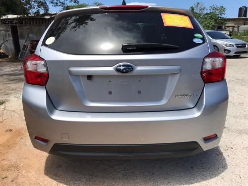 Newly Import Subaru G4