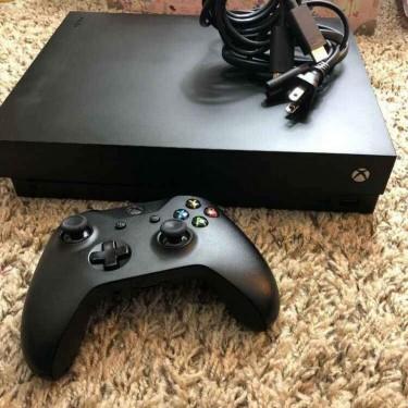 Faily New Xbox One X
