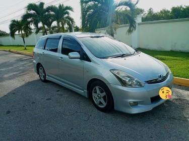 2007 Toyota Wish Zs