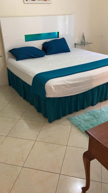 1 Fully Furnished Bedroom And Bathroom