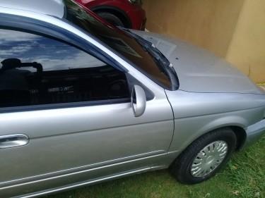 2004 Nissan Sunny (B15)