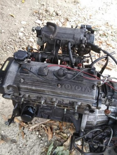4e Engine And Transmission For Sale