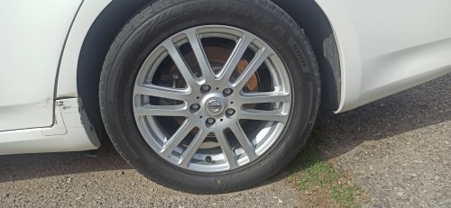 5×114 17 Inch Rims With Tyre