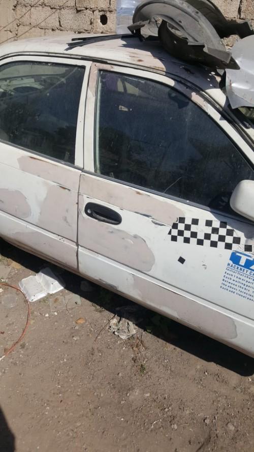 92 Toyota Police Shape