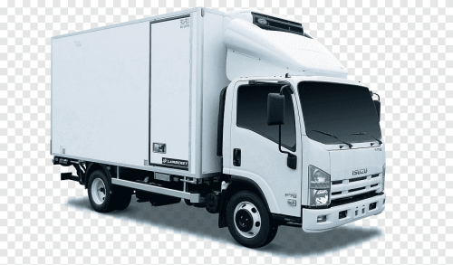 Removal Truck Service Delivery Bed 8k