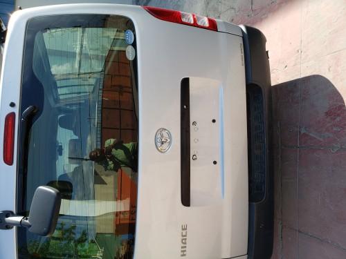 2013 Toyota Hiace New Import