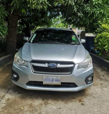 Subaru Impreza 4G