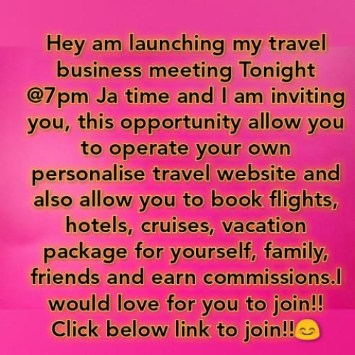 Travel Agent Needed