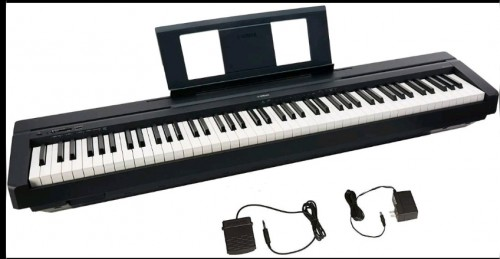 Keyboard 200425-3Yamaha, P-45B - New