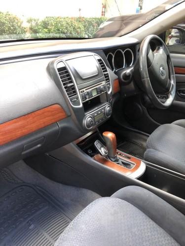 2011 Nissan Bluebird