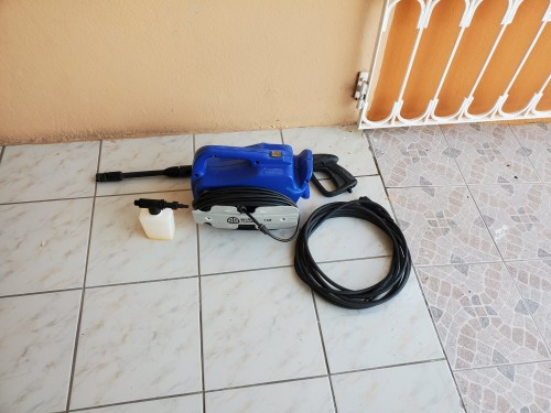 Electric Power  Washer 1500 Psi