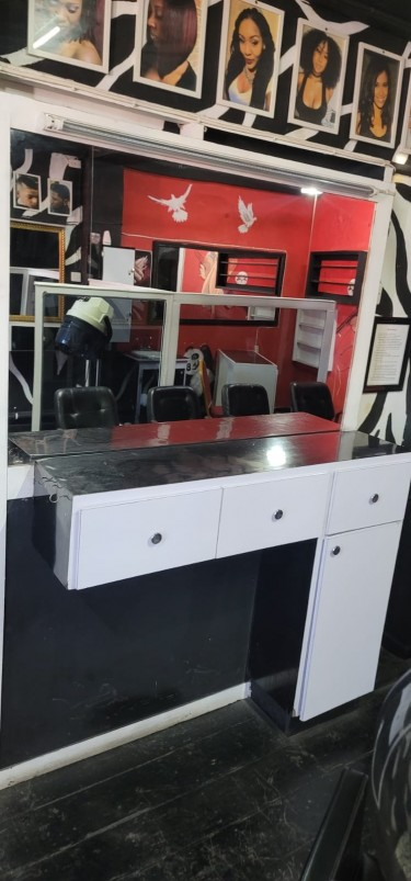 For Sale: Salon Furniture And Equipment
