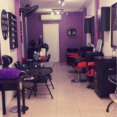 Salon Booths And Nail Technician Booths