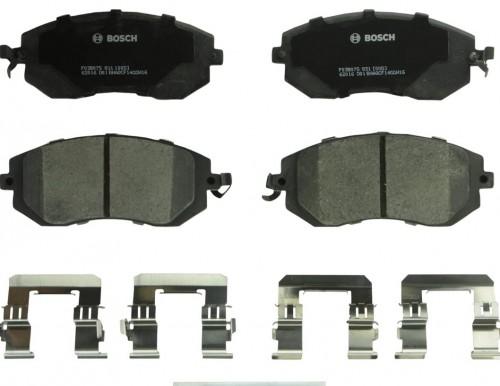 Bosch BC1539Premium Ceramic Disc Brake Pad Set