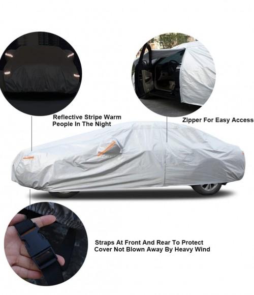 All Weather Sedan Car Cover
