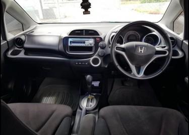 2010 Honda Fit Rs