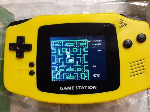 GB STATION With 401 Retro Games Built In