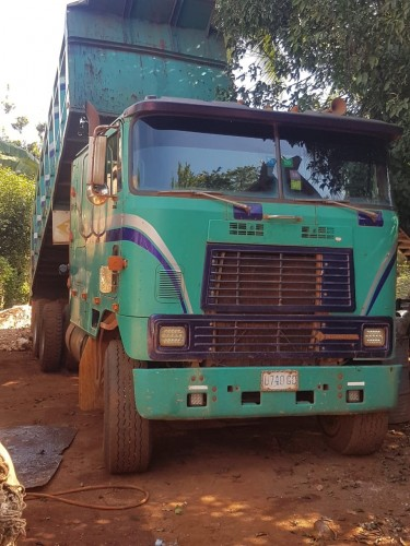 1990 International Dump Truck