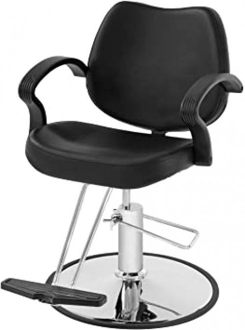 New Hair Stylist Chair And Hair Dryer