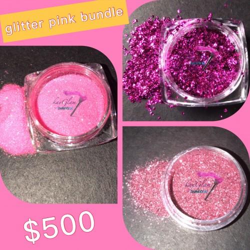 Glitter Bundles