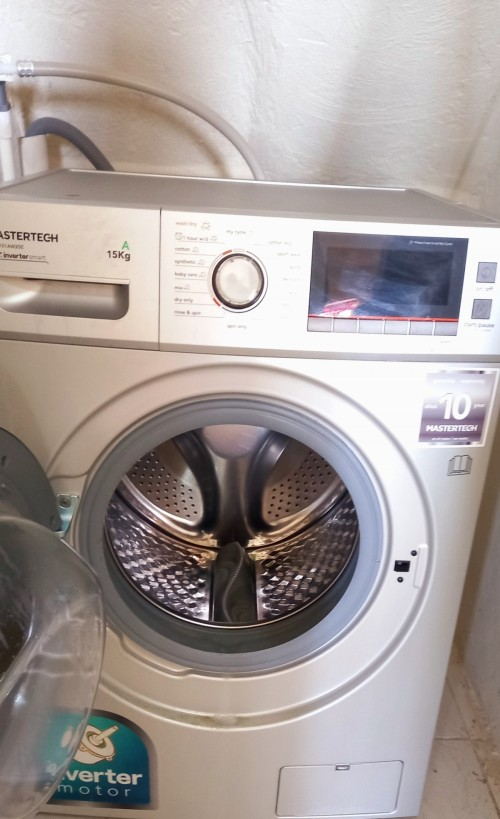Mastertech Washer Dryer All In One