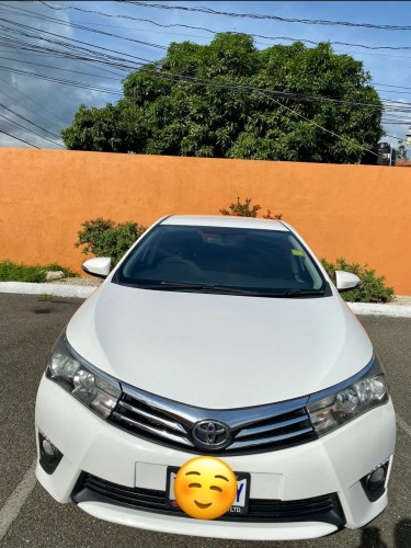 2016 Toyota Corolla  Cars Constant Spring