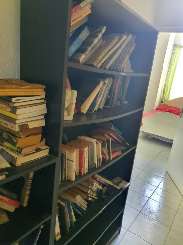 Small And Large Book Shelf