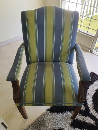 Accent Chairs (Two Available - Cost Is Per Chair)